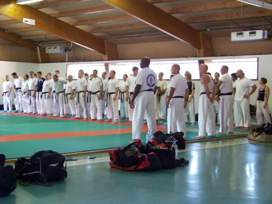 Stage été St MAXIME 2009
